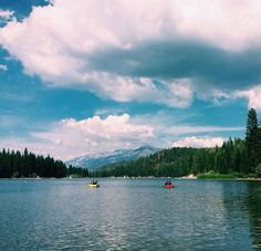 Hume Lake. I thank God everyday day He saved this dear place