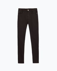 Image 8 of FIVE-POCKET TROUSERS from Zara