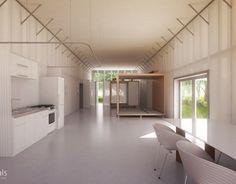 "Consulta este proyecto @Behance: ""The Naked House - Shigeru Ban"" https://www.behance.net/gallery/10940467/The-Naked-House-Shigeru-Ban"