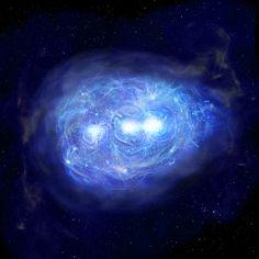 アルマ望遠鏡とハッブル宇宙望遠鏡で迫る宇宙初期の巨大天体ヒミコ Himiko (Lyman-alpha blob)