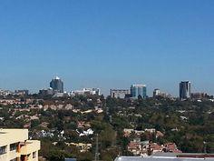 New skyline of Joburg