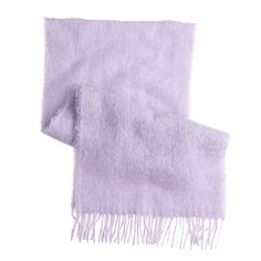 italian brushed scarf : scarves | j. crew