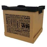 HMV Original K-ON!! Record Container Beige