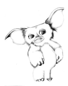 Gremlins Coloring Pages  Gremlins  Pinterest  Gremlins and Sketches
