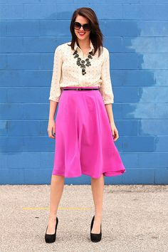 February 7, 2012 by What I Wore, via Flickr