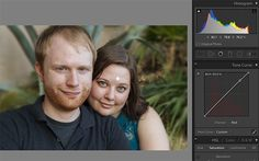 There are many ways to color correct in Lightroom. Learn how to use Color Curves and the RGB numbers to get good skin tones every time.