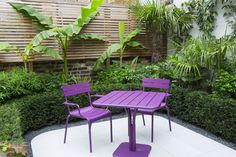 Modern, urban with lush planting by Outdoor Space Designed for Living