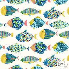 49 vind-ik-leuks, 4 reacties - Beth Schneider (@bethschneiderdesigns) op Instagram: 'I couldn't resist doing a few mockups with my fish. Swipe left to see! #fish #watercolor…'