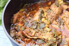 Receita de Peixe ensopado com legumes em receitas de peixes, veja essa e outras receitas aqui!