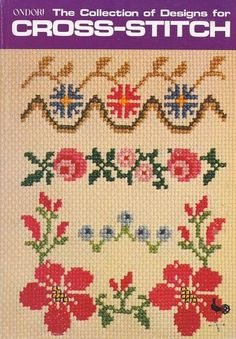 Collection of Designs for Cross Stitch (Ondori)