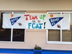 School Counseling from A-Z: Tackle the Test Spirit Week!
