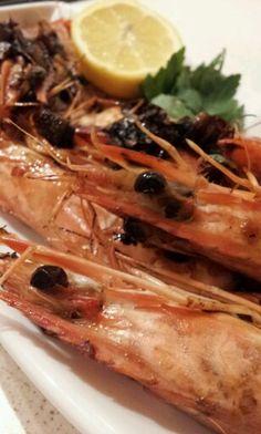 Krewetka Królewska to zaledwie 17 kcal... i duża ilość kwasów omega3:)
