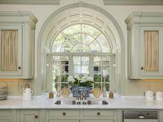 Adore this kitchen window!