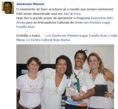 Jamerson Mancio GSA 2012.
