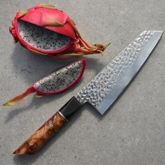The bunka knife (or bunka-bōcho) is a general purpose kitchen knife for meat, vegetables and fish. Japanese Meaning, Chefs, Japanese Chef, Damascus Blade, Wood Resin, Buy Kitchen, Chef Knife, Knife Sets, Kitchen Knives