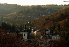 Villages of the Vienna Woods.
