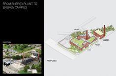Syracuse University Energy Campus | Syracuse, New York | United States | Education 2014 | WAN Awards