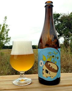 Jester King Amicis Mortis Bottles - Beer Street Journal