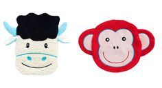 Animal Hotties from Annabel trends. Annabel Trends Animal Hotties are unlike hot water bottles because they are filled with a heatable silicon bead bag. Simply take out the insert filled with the silicon beads, heat in the microwave, put it back into the cover and you're set. Place them in your child's bed before they get in to make it nice and warm or use them as a cuddle buddy anywhere. These are a much safer alternative to a hot water bottle.
