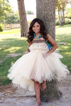 Disney había inspirado traje de nativo americano por NaomiBlu  sc 1 st  Pinterest & A Cute Pocahontas Costume For Girls | Pocahontas Costumes ...