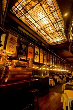Restaurante The New Brighton en Buenos Aires