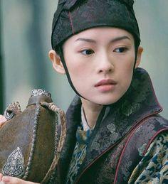 Zhang Ziyi - house of flying daggers - Costume design: Emi Wada