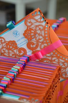 www.sew-unique.co.uk Indian wedding invitation