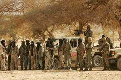 Al-Qaidah telah begitu mengakar di Afrika Utara s
