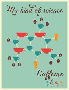 Keemia ja kohvi laaaaav