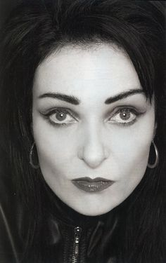 How does Siouxsie Sioux still look so great? Science?