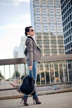 Comfort Uniform :: Heritage blazer