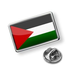 "Pin ""Palestinian Authority Flag"" - Lapel Badge - NEONBLOND NEONBLOND pins. $9.99. Save 29% Off!"