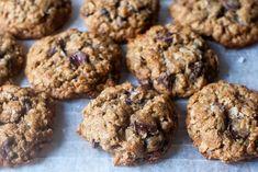 whole wheat chocolate oat cookies – smitten kitchen