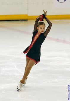Tango, paso skating dress