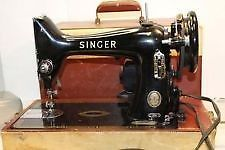 Singer 99 with a mot