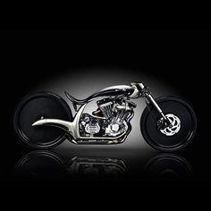 Such a badass bike, I need something like this!   #blacklist #akrapovič #morsus
