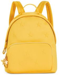 TOMMY HILFIGER Tommy Hilfiger Sporty Neoprene Stars Mini Backpack. #tommyhilfiger #bags #leather #backpacks #
