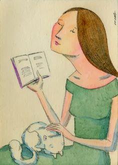 illustrator - Nicole