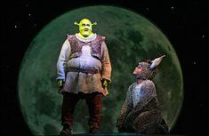 Broadway Plays, Broadway Theatre, Musical Theatre, Broadway Playbill, Lord Farquaad, Sutton Foster, Dreamworks Animation, Animation Film, Shrek Costume