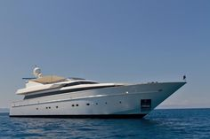 Mabrouk - Motor Yacht - - Discover your Glamorous Mediterranean Experience Greece Vacation, Greece Travel, Rent A Villa, Motor Yacht, Beautiful Scenery, How To Memorize Things, Boat, Good Things, History