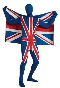 Union Jack Second Skin