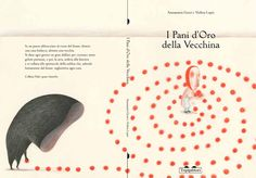 Violeta Lópiz vuelve a sorprender en un nuevo libro: 'Il pani d´oro della vecchina' (Topipittori), historia navideña de Annamaria Gozzi con la señora muerte de por medio.