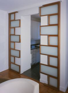 Custom Made Interlocking Sliding Doors