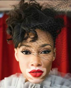 Chantelle Brown-Young aka Winnie Harlow