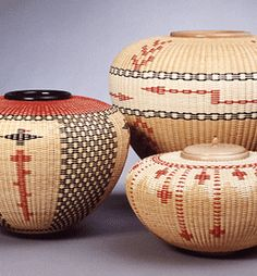 Joan Brink - Mature Basketry