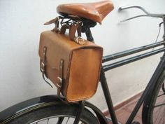Cartuchera Valija Ideal Bicicleta Inglesa Antigua - $ 300,00