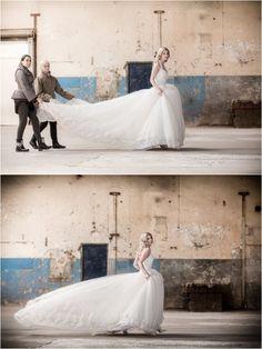 Bruidsfotografie Fashion Shoot | Irena Pantelic & Maya's Devotion 27 Maart 2013