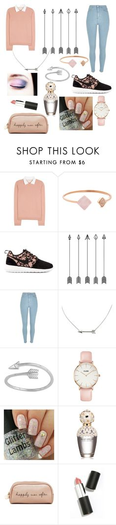 """""""Arrows in the air"""" by liesje-2002 on Polyvore featuring mode, RED Valentino, Michael Kors, NIKE, River Island, CLUSE, Marc Jacobs, Deux Lux, Sigma Beauty en women's clothing"""