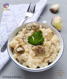 Risotto, Mamma, Grande, Ethnic Recipes, Rice, Spring