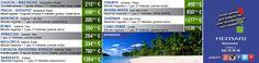 Ofertas de viajes de esta semana en el periódico Kronika. #hernani #hernanibidaiak #ofertas #ultimahora #viajes #vacaciones #verano #agenciaviajes #turismo